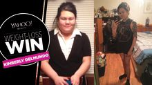 The video game character that inspired Kimberly Delmundo to drop 73 pounds