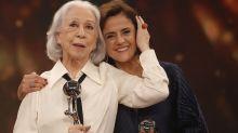'Não somos ladrões da lei Rouanet', diz Fernanda Montenegro em premiação
