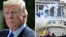 New details of fiery response to Trump's jibe during US riots call