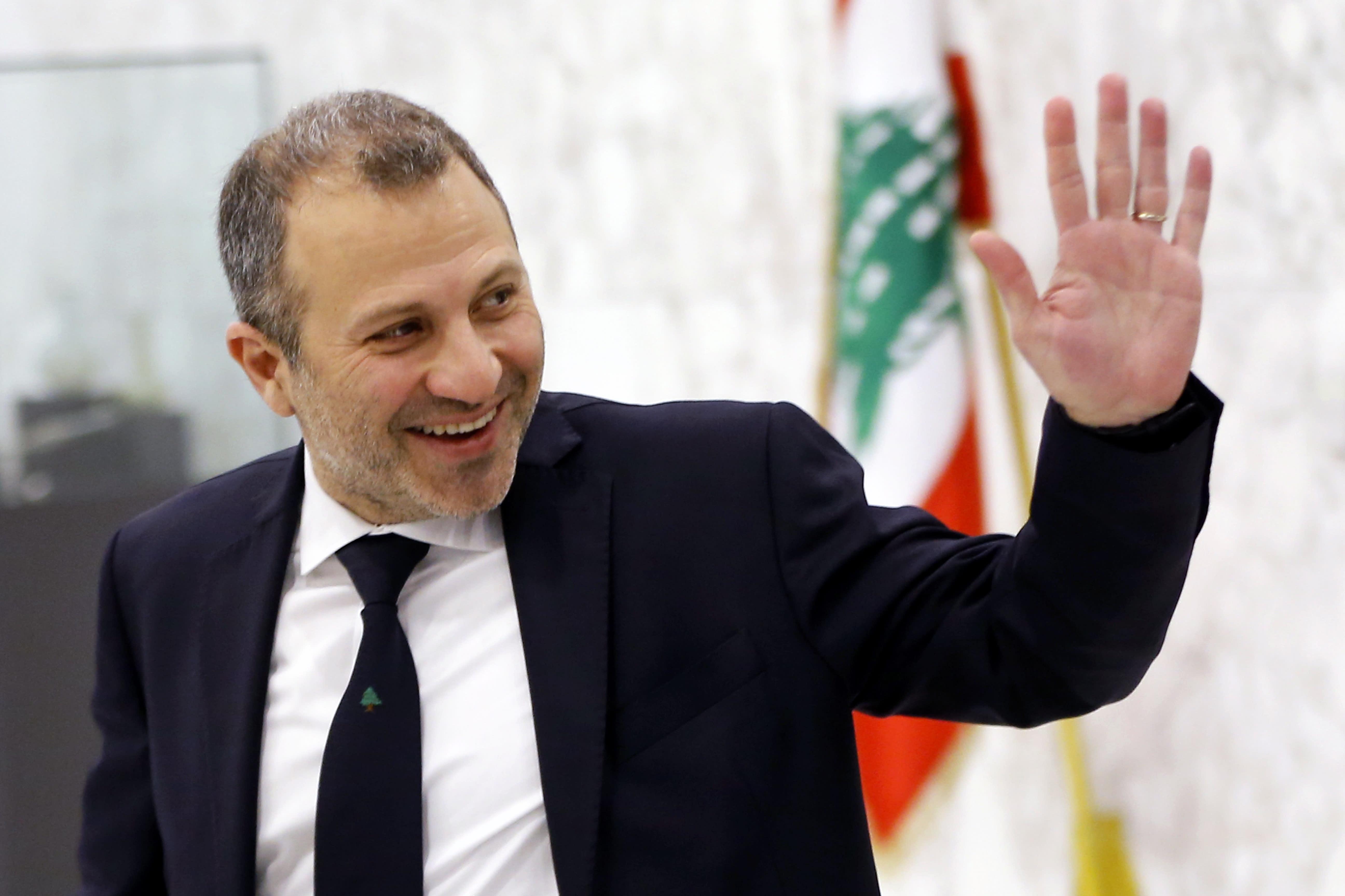 Lebanon Corona Bassil
