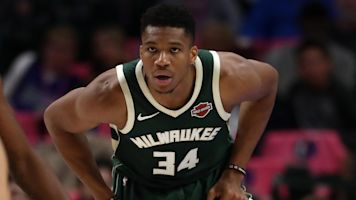Giannis fueled by playoff failure, not MVP