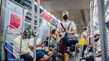 New York announces $50 fine for anyone who rides the subway, bus, or train without a mask