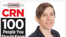 "Tech Data's Maghen Hannigan Named One of CRN's ""100 People You Don't Know But Should"""