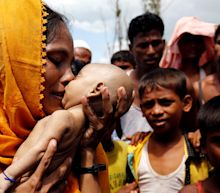 Photo Of Rohingya Woman Mourning Her Dead Infant Underscores Worsening Crisis