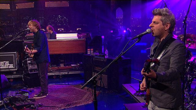 Live On Letterman - Phish: Devotion To A Dream