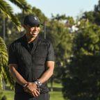 Tiger Woods 'awake, responsive and recovering' suffering leg injuries in 1-car rollover accident