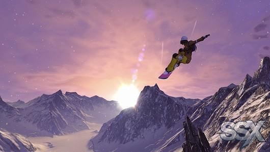 PSA: SSX free for Gold members on Xbox 360