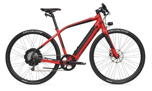 Specialized Turbo e-bike is too fast and furious for the western world (video)