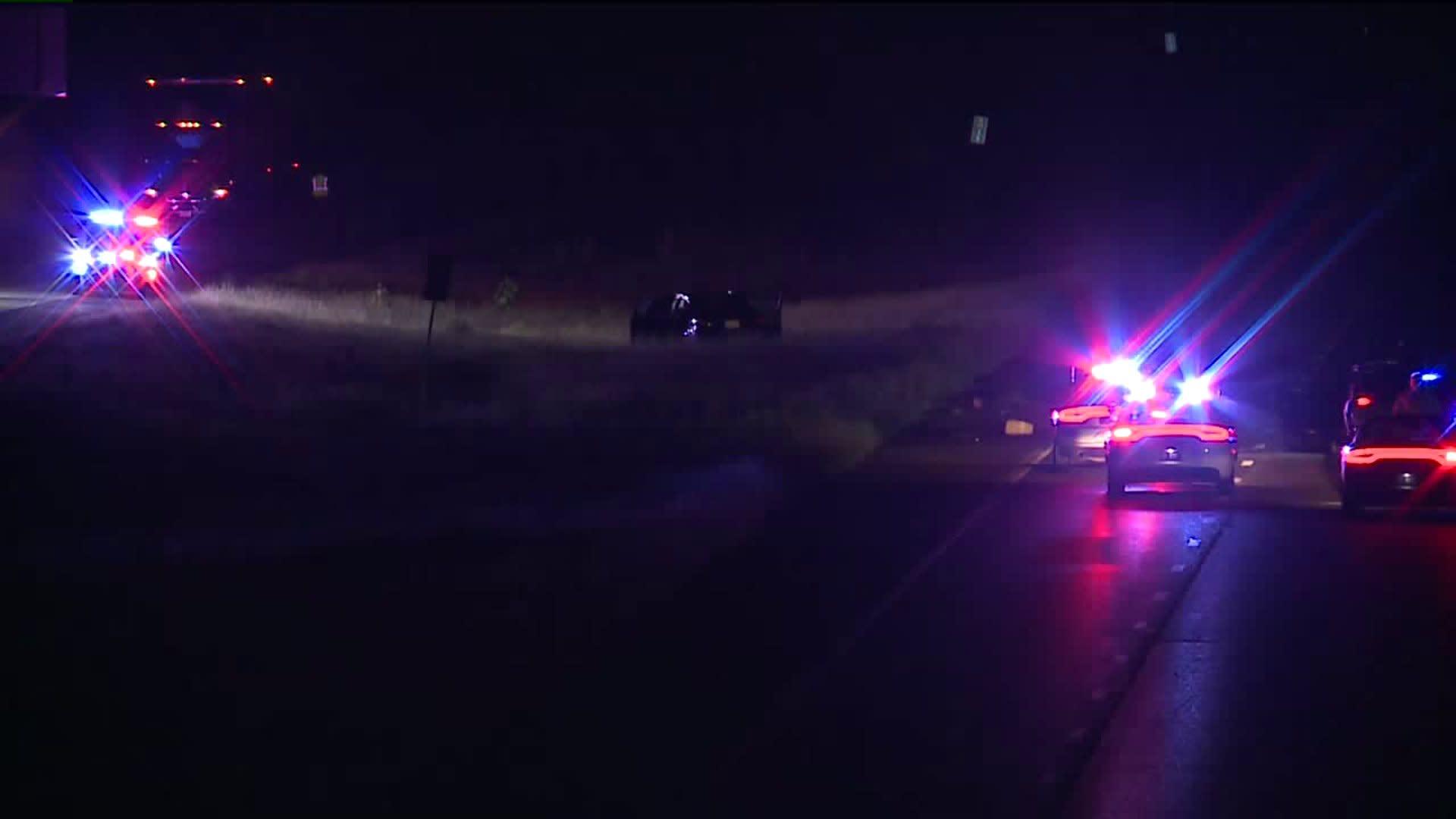 Wrong-Way Driver Killed in 4-Vehicle Crash in Kansas