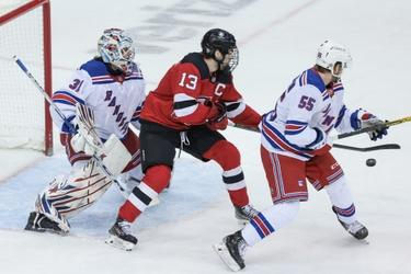 Nico Hischier returns, but Devils get blanked by Rangers 3-0