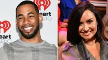 The Bachelorette's Mike Johnson Plays Coy About Demi Lovato, Calls Relationship Status 'Private'
