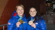 Winter Olympics: Yarnold plays it cool on retirement talk