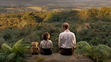 Domhnall Gleeson is AA Milne in final trailer for Goodbye Christopher Robin