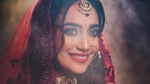 Surbhi Jyoti's Beautiful Red Bridal Lehenga Is All You Need To Get Good Photographs At Your Wedding