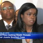 Kim Foxx receives death threats after Jussie Smollett charges dropped