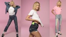 'I stole my first pair of Levi's 501s from my dad': Hailey Bieber now stars in Levi's ad campaign