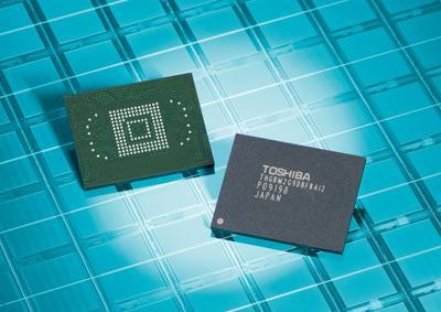 Toshiba announces 64GB NAND packages: Apple winks, gives a nudge