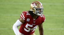 49ers' Fred Warner sees plenty of room for improvement after All-Pro year