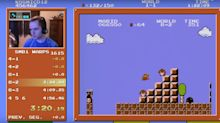 This guy just completed the fastest Super Mario Bros speedrun of all time