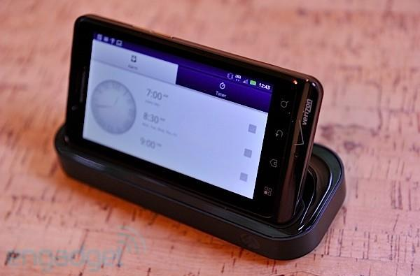 How would you change Motorola's Droid Bionic?