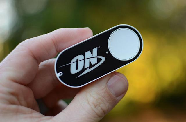 Shopping with Amazon Dash buttons made me less forgetful