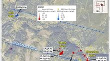 San Marco Samples up to 13.3 G/t Gold and 633 G/t Silver at the Buck Gold-Silver Property, Central British Columbia
