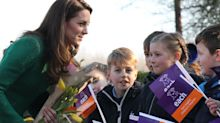 The Duchess of Cambridge Pens an Emotional Letter Supporting Children's Hospice Week