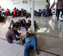 Muslims flee, Christians grieve in Sri Lankan town torn by violence