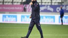 Rugby - Top 14 - SF - Gonzalo Quesada, entraîneur du Stade Français: «Notre équipe manque de confiance »
