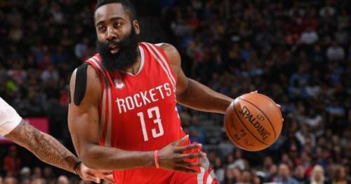 Basket - NBA - Harden sauve encore Houston, Utah trébuche à Chicago