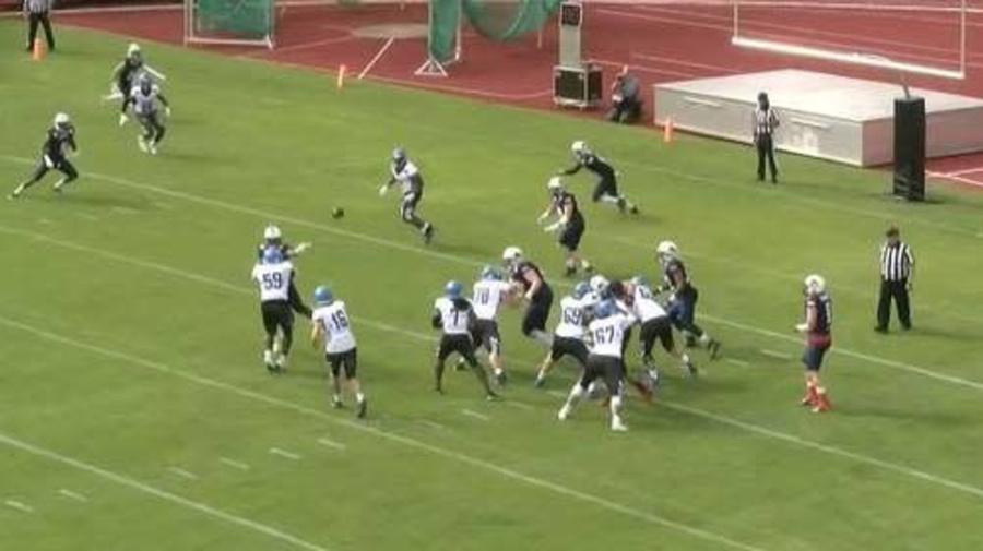Aus dem Nichts! Comets-Quarterback trumpft auf
