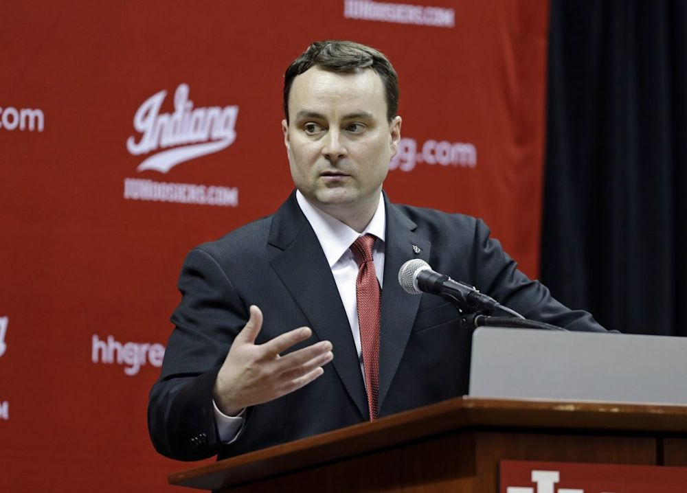 New Indiana coach Archie Miller will have financial incentive to schedule better than his predecessor did. (AP)