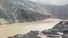 Más de 160 muertos en un deslizamiento de tierra en minas de jade en Birmania