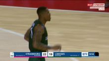Basket - Replay : Strasbourg - Limoges