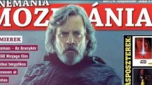 Luke is such a Jedi master in this new Star Wars photo