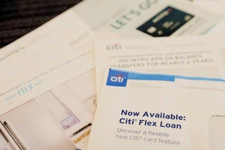 Citigroup doubles down on credit cards even as U S  economy