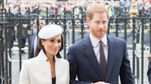 Meghan Markle and Prince Harry reveal who's making their royal wedding cake