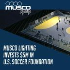 Musco Lighting Invests $5 Million in U.S. Soccer Foundation to Keep Kids Moving During Pandemic and Beyond