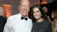 Demi Moore hilariously mocks ex Bruce Willis
