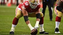 It's time again for 49ers' Kyle Shanahan to go center shopping