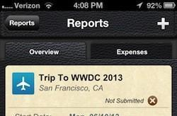 Daily iPhone App: JetSet Expenses