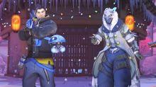 《鬥陣特攻》限時開放冬境樂園,雪怪大作戰與季節商品同步登場