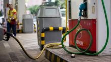Oil prices surge on output deal