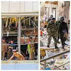 Brits among the 138 dead after eight explosions in Sri Lanka