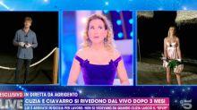 Ciavarro e Clizia hanno commesso una gaffe in diretta tv