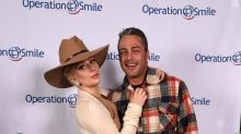 Taylor Kinney Attends Ex Lady Gaga's Chicago Concert