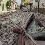 Entire towns in Mexico flattened as scale of earthquake damage emerges