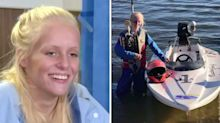'I thought I was gone': Teen's miracle survival after speedboat accident