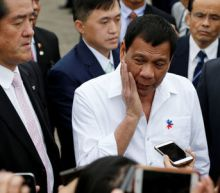 Duterte says Philippines could join sea exercises with Japan, again vents anger at U.S.