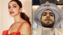 Deepika Shares Ranveer's First Wedding Anniversary Preparations